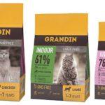 Корм для кошек Grandin