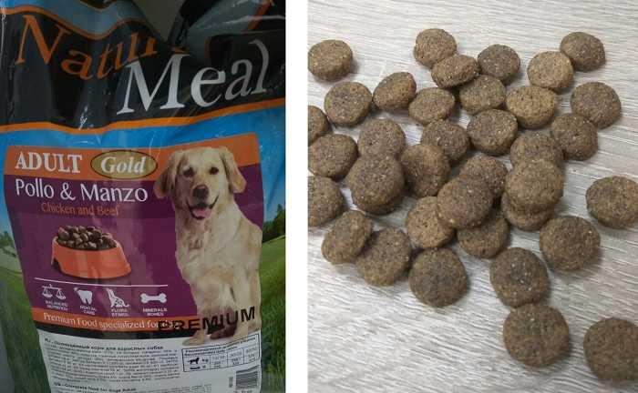 Отзыв о корме Meglium для собак