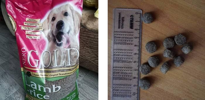 Корм для Nero Gold собак отзывы