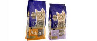 Корм Nero Gold для кошек