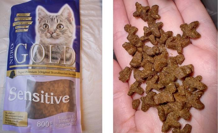 Корм для кошек Nero Gold отзывы