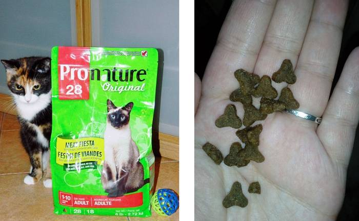 Pronature Original отзывы о корме для кошек
