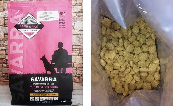 Отзывы о корме Savarra для собак