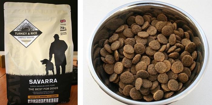 Отзывы покупателей о корме Savarra для собак
