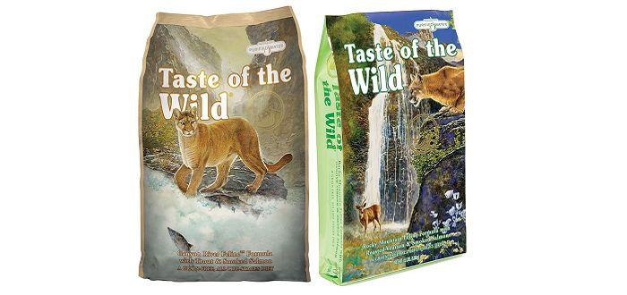 Корм для кошек Taste of the Wild