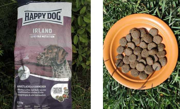 Отзывы покупателей о корме Happy Dog