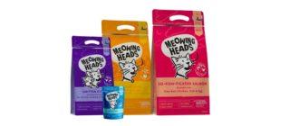 Meowing Heads корм