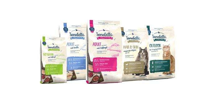 Sanabelle для кошек