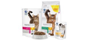 Корм Perfect Fit для кошек