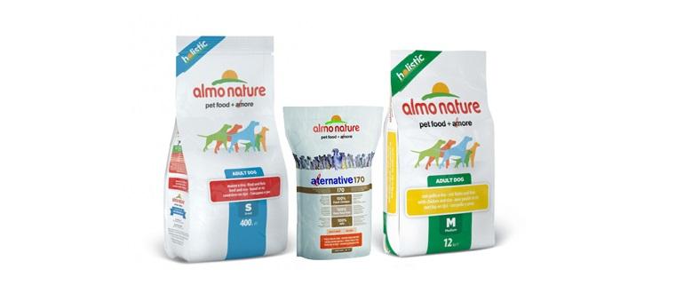 Корм Almo Nature для собак