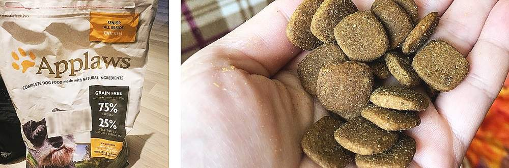 Applaws отзывы о корме для собак