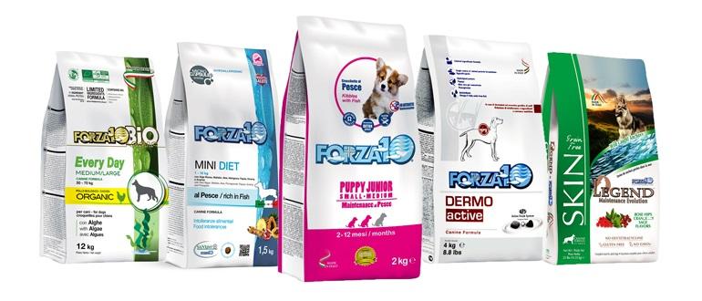 Корм Forza10 для собак