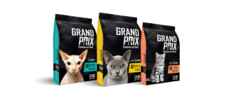 Grand Prix корм для кошек