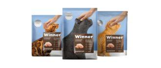 Корм Winner для кошек