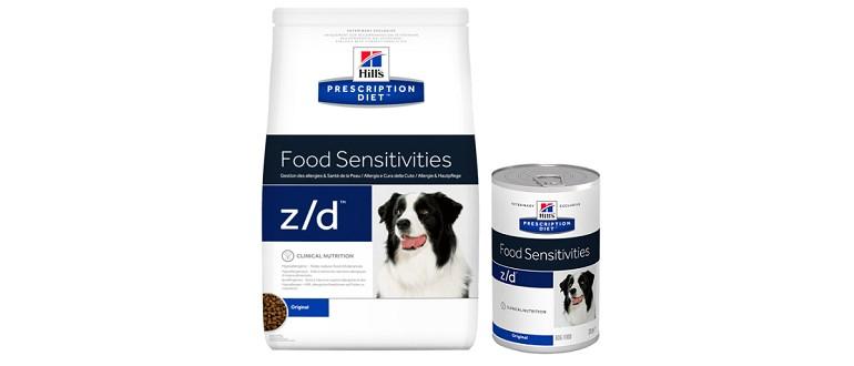 Корм Hill's для собак гипоаллергенный