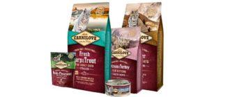 Carnilove для кошек