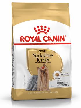 Корм Royal Canin для йорков