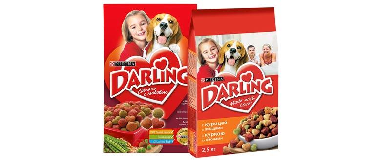 Корм Darling для собак