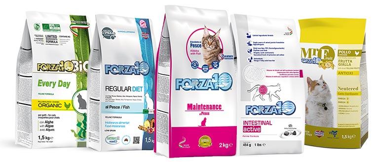 Корм Forza10 для кошек
