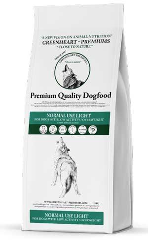 Greenheart для кастрированных и стерилизованных собак