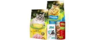 Корм Chammy для кошек
